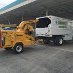 Chipper Dump Truck