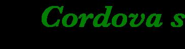 Cordova's Tree Service Inc. Logo